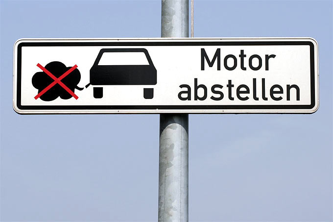 Motor abstellen! - Foto: Helge May
